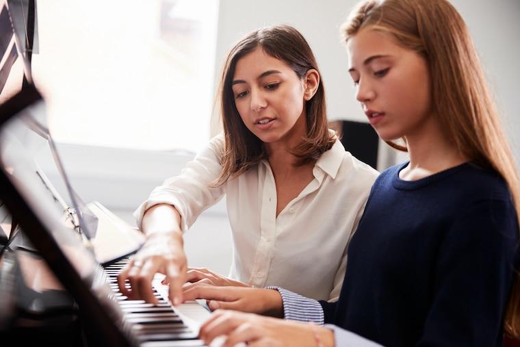 piano teacher